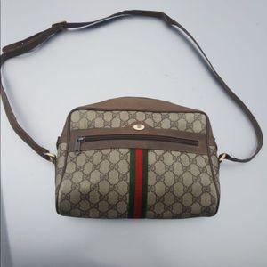 Gucci vintage Ofelia crossbody bag